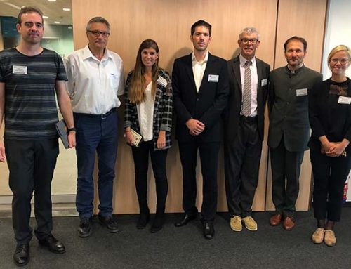 First Review Meeting in Brussels