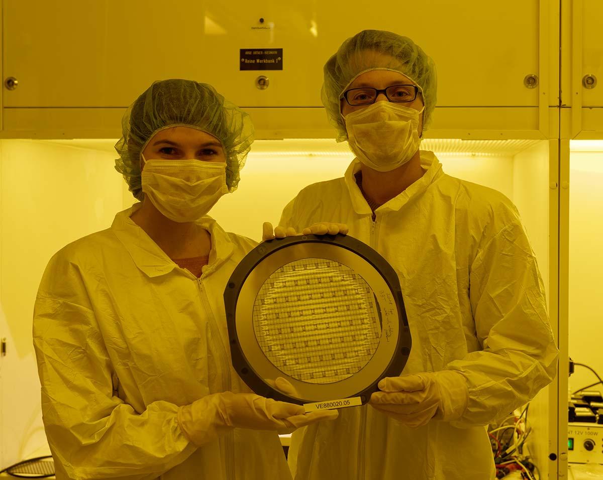 Infineon MEMS technology for quantum computers
