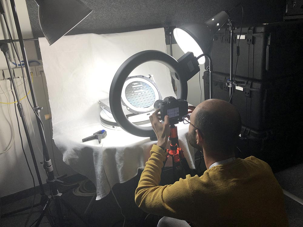 Ion traps in the spotlight
