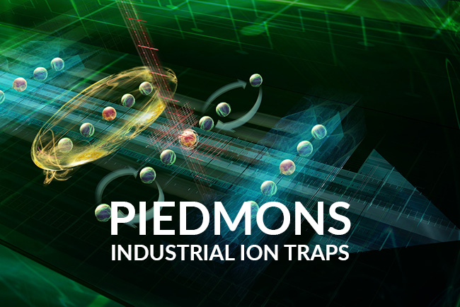 PIEDMONS Portable Ion Entangling Devices for Mobile-Oriented Next-generation Semiconductor-technologies